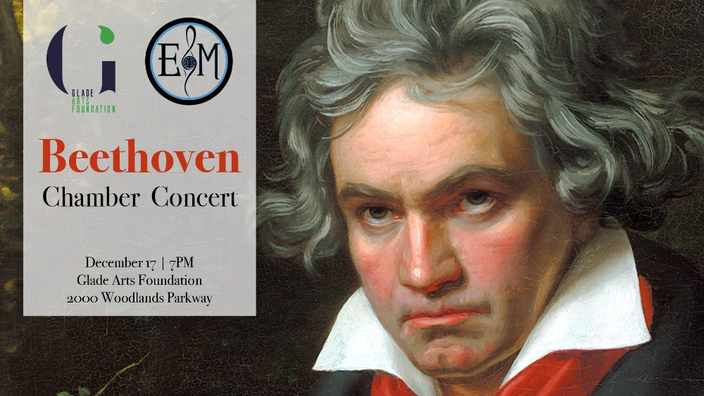 Ethos Chamber Music Series at Glade Presents: Beethoven