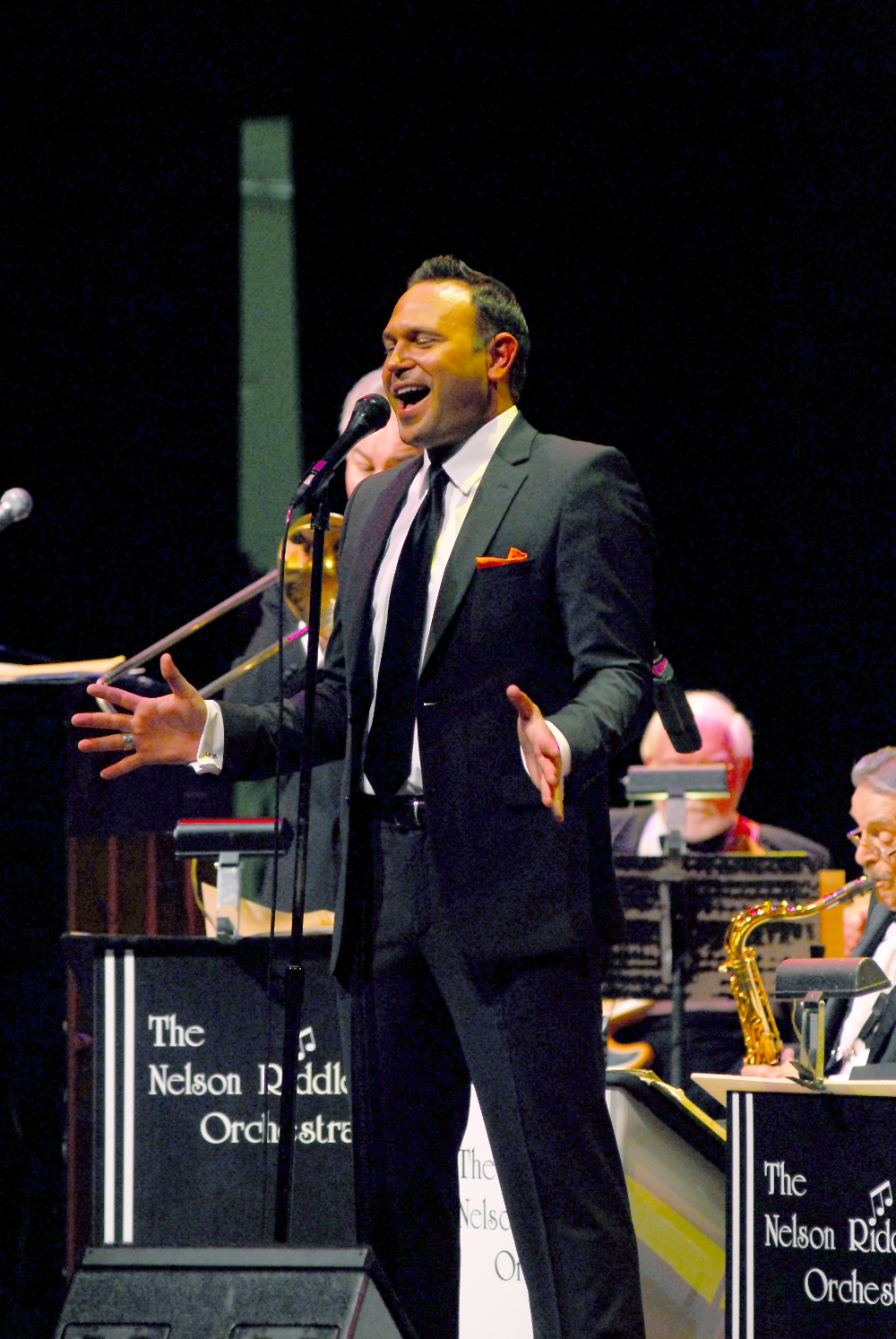 Cezanne Jazz Series at Glade: Frank Sinatra Tribute with Bryan Anthony