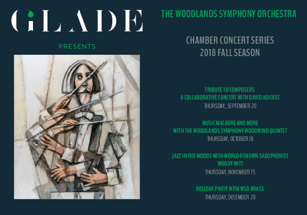 The Woodlands Symphony Orchestra Chamber Concert Series