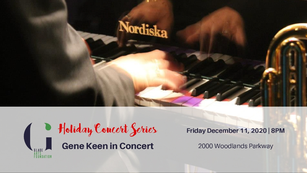 Glade Holiday Season Concerts: Gene Keen in Concert