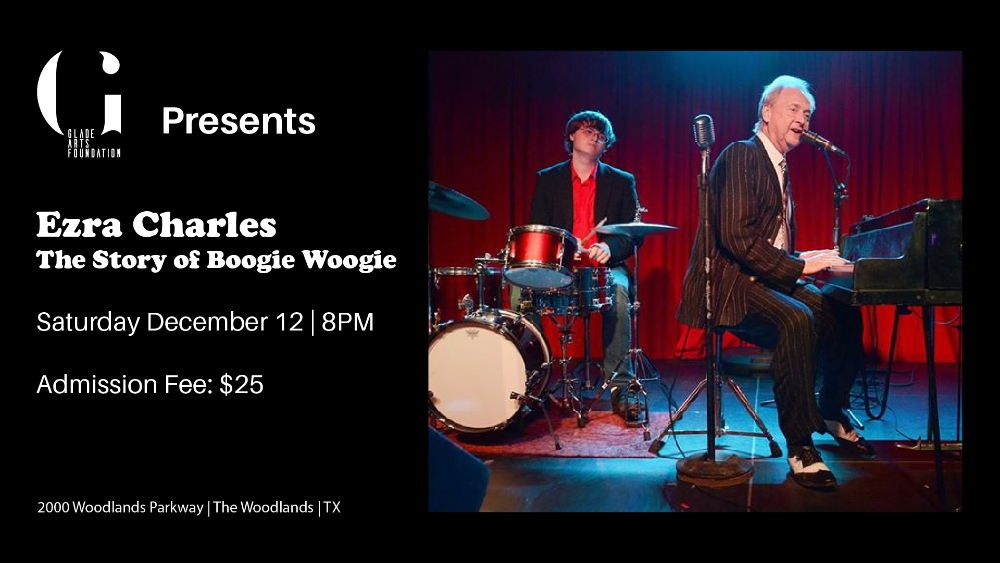 "Glade Presents: Ezra Charles' ""The Story of Boogie Woogie"""