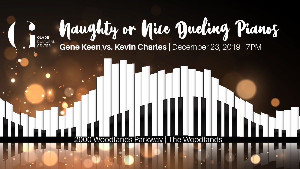 Naughty or Nice Dueling Pianos