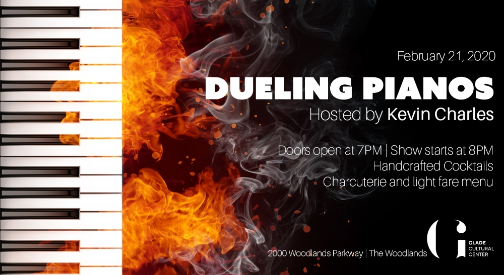 Dueling Pianos with Kevin Charles