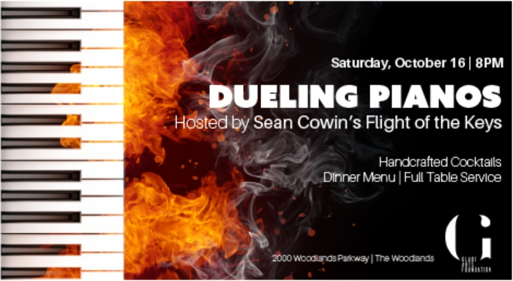 Dueling Pianos Night Hosted by Sean Cowin