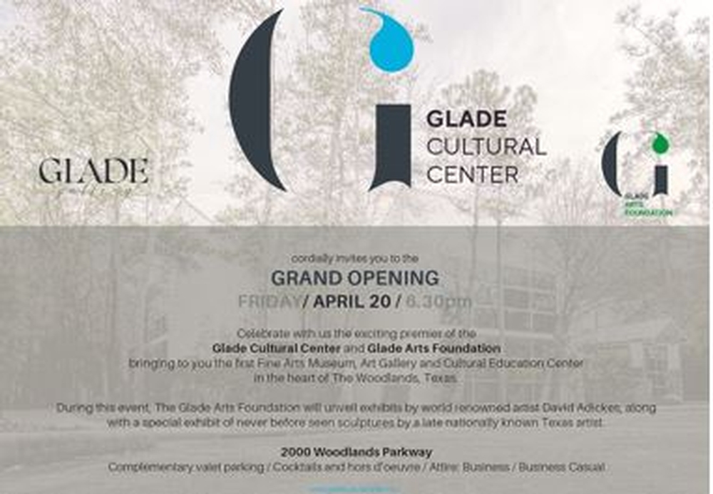 Glade Cultural Center - Grand Opening