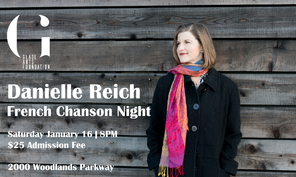 French Chanson Night with Danielle Reich