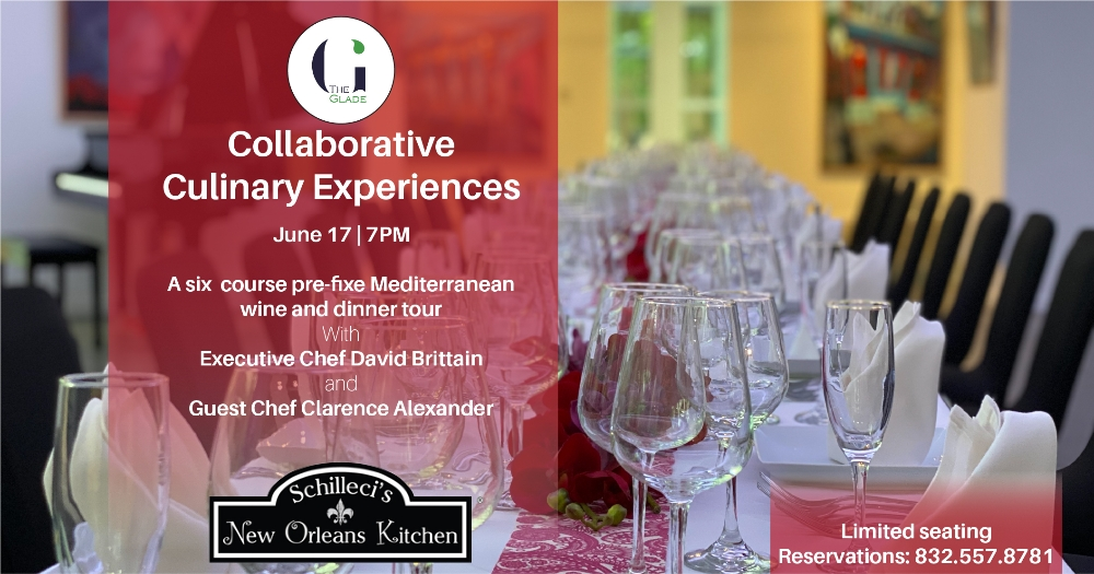 Collaborative Culinary Experiences A Mediterranean Tour and Six Course Pre Fixe Dinner