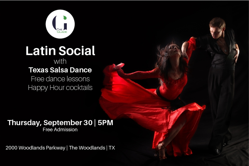 Latin Social and Dance Lessons with Latin Salsa Dance