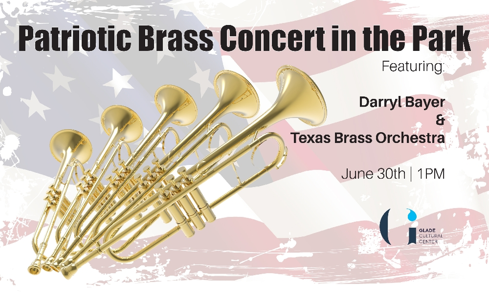 Patriotic Brass concert in the Park