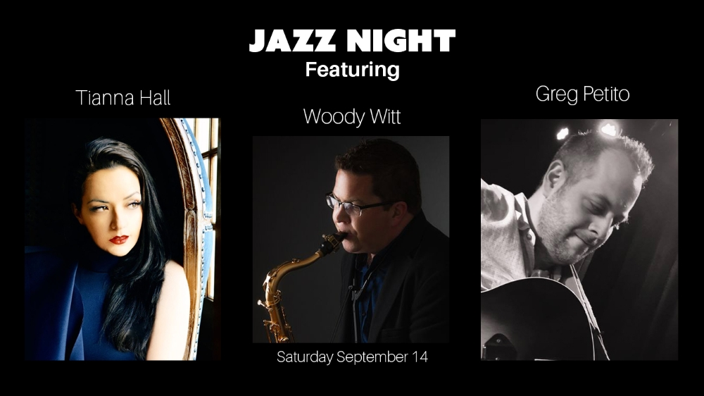 One Night, Three Great Jazz Musicians
