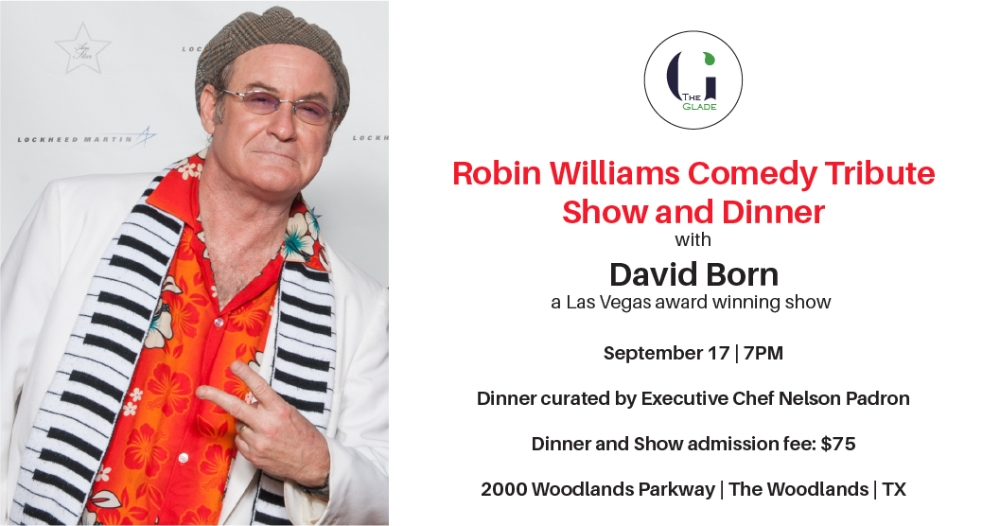Robin Williams Comedy Tribute Show and Dinner