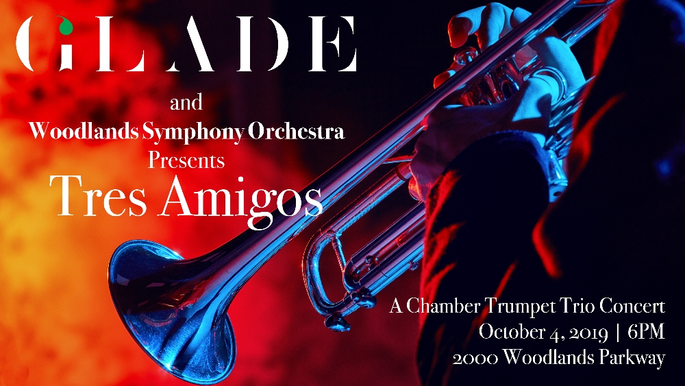 Tres Amigos - A Trumpet Trio Chamber Music Concert