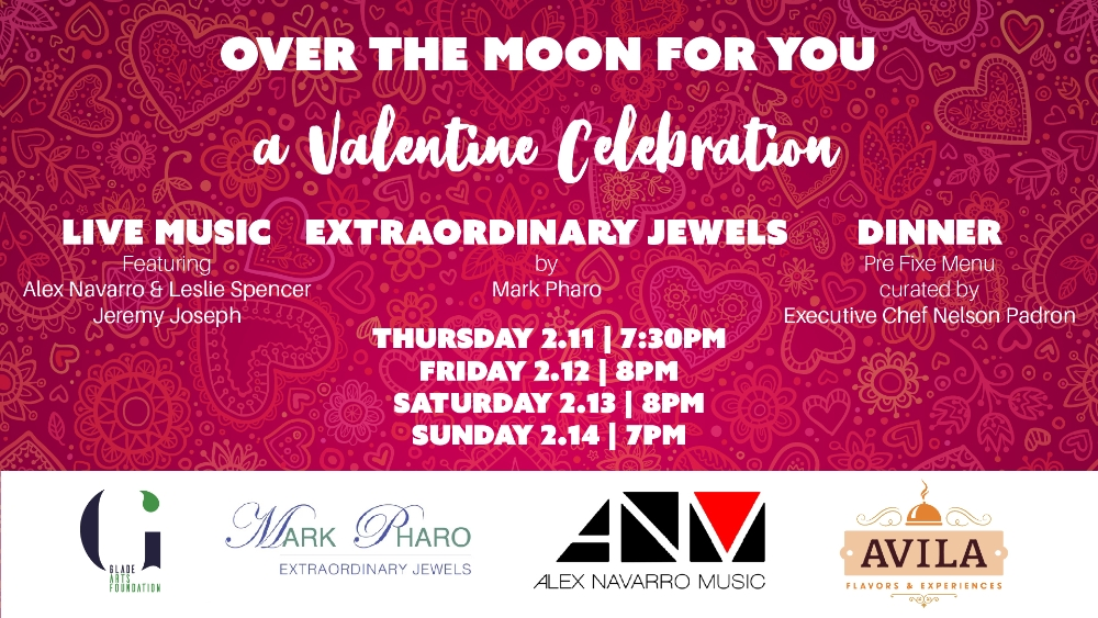 Over The Moon For You - A Valentine Celebration