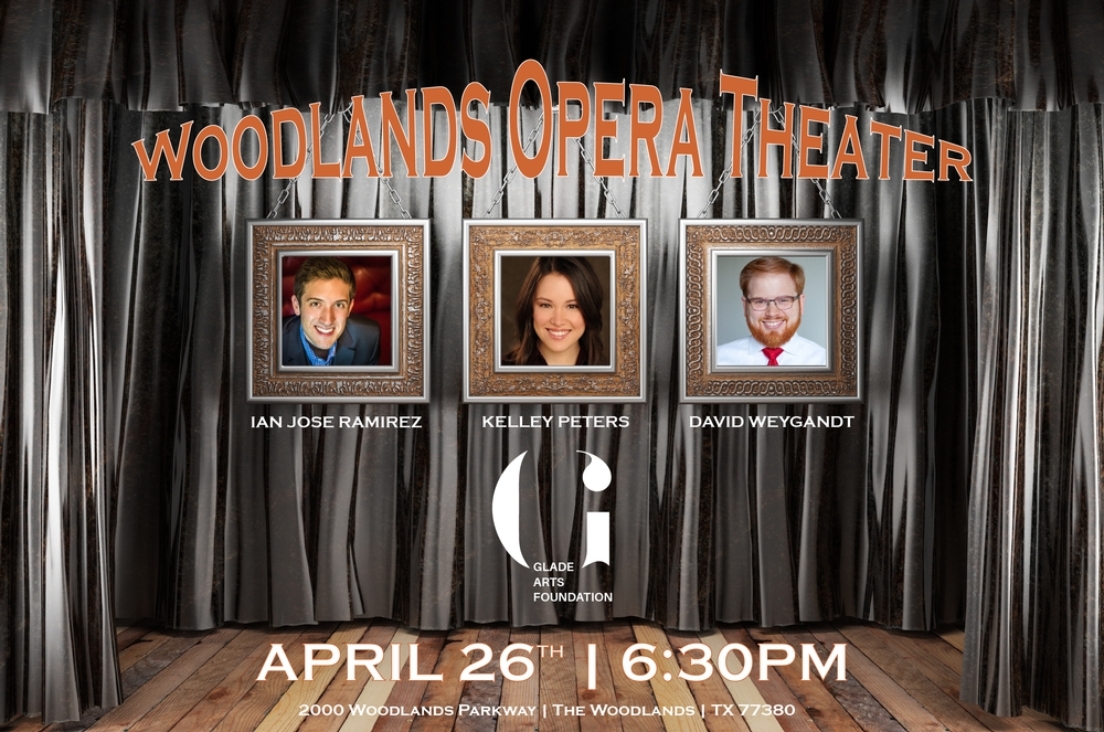 The Woodlands Symphony Orchestra Presents the Opera Theater