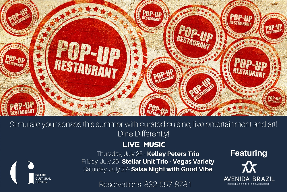 Arouse! A Pop Up Restaurant Experience!