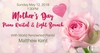 Mother's Day Piano Recital and Brunch