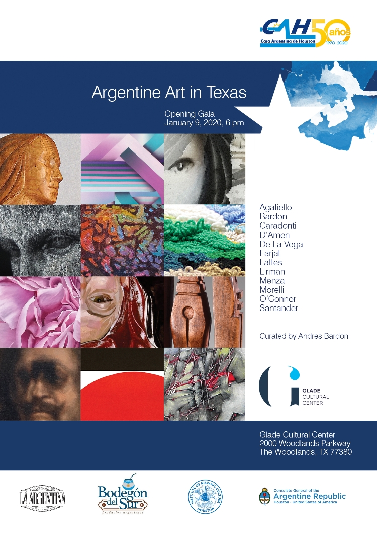 Argentine Art in Texas